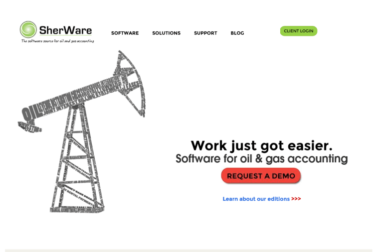 SherWare Website 2015