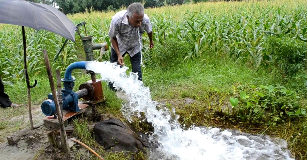 As Promised Duterte To Launch Free Irrigation For Farmers