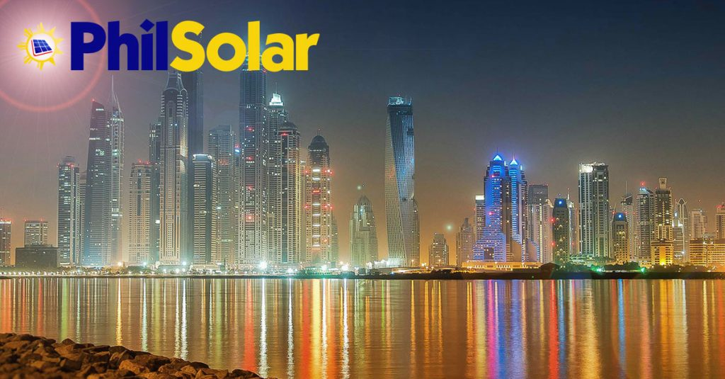 abu dhabi to build worlds largest solar power plant