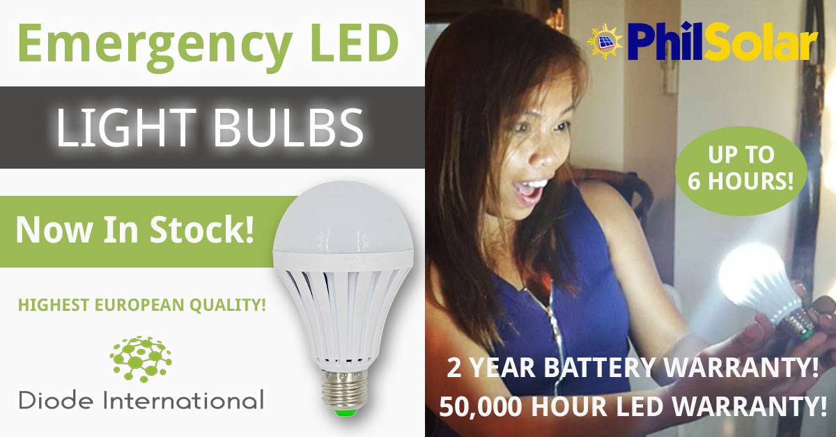 LED emergency lights for sale philippines