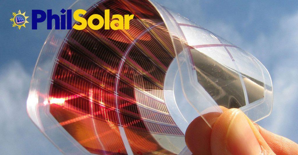 perovskite solar panels