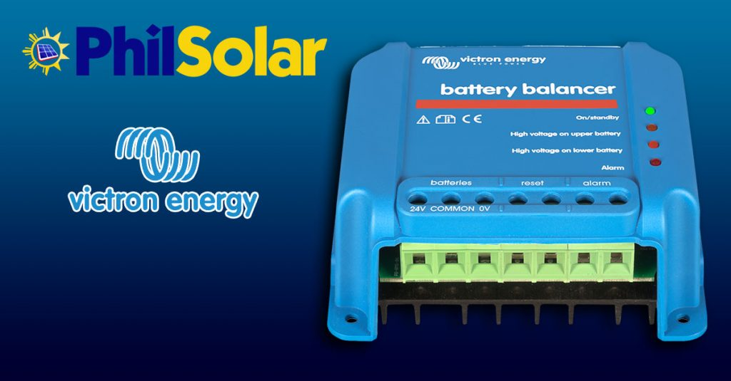 victron energy battery monitor philsolar philippines