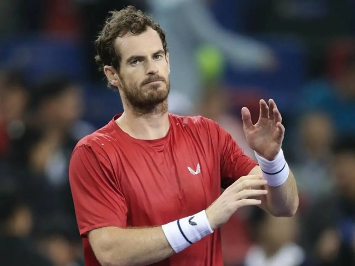 US Open- Andy Murray