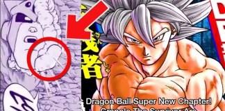 Dragon Ball Super manga 68