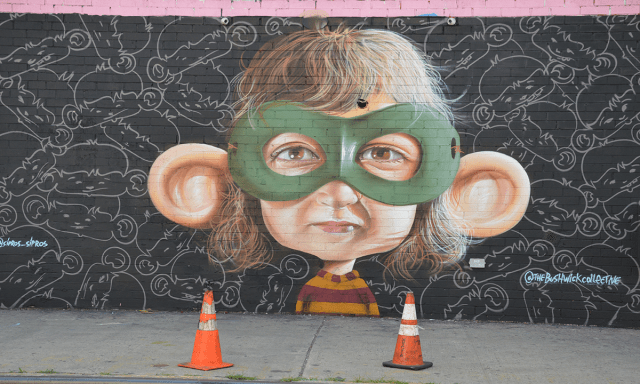 Bushwick, Brooklyn NYC Street Art