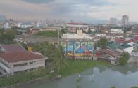 MMDA adds mural art around Pasig River
