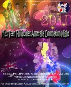 Miss Teen Philippines Australia