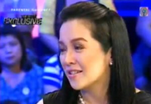Kris Aquino on The Buzz