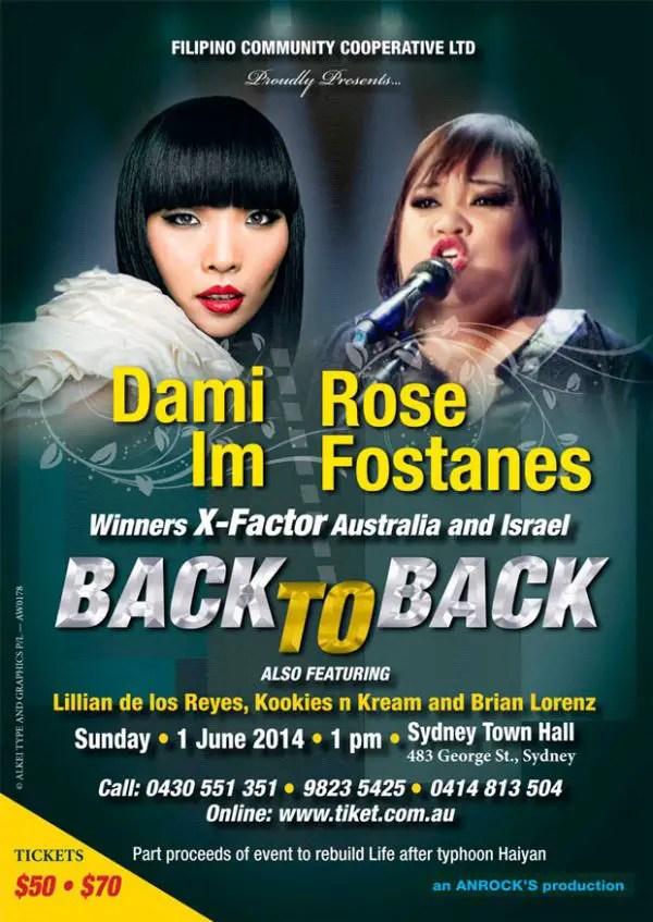Singing caregiver Rose Fostanes live in Australia   The