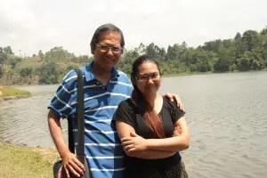 Father and daughter tandem: Producer Clodualdo del Mundo Jr and writer-director Ida Anita del Mundo