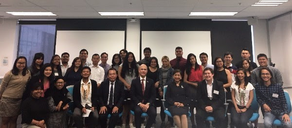 The Philippine embassy vowed to support student-initiated projects in Victoria that aim to promote the Philippines and strengthen the country's bilateral ties with Australia.