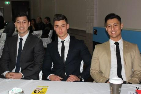Ari Kane, Rob McNamara, Mister Philippines Australia 2014, and Daniel Polbrat