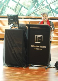 Cynthia Norton, AFCS Chairperson