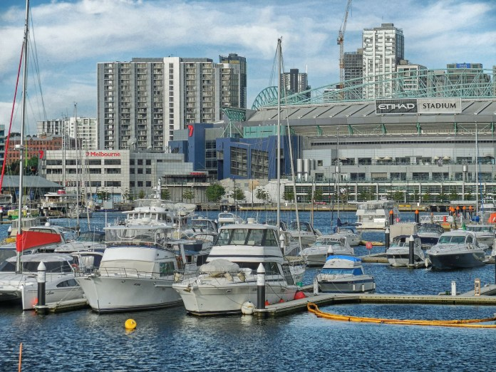 Harbour City in Melbourne