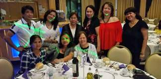 God with Us Int'l holds fundraising for church in Philippines
