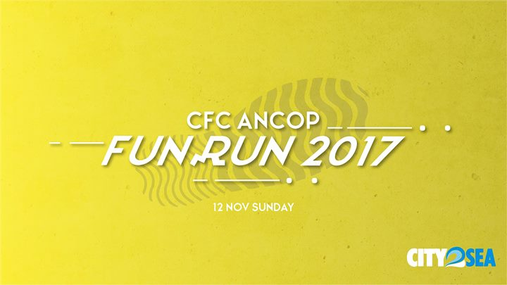 CFC ANCOP Melbourne's City2Sea Fun Run