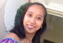 Jennie Obra Tutaan (Source: Facebook profile photo)
