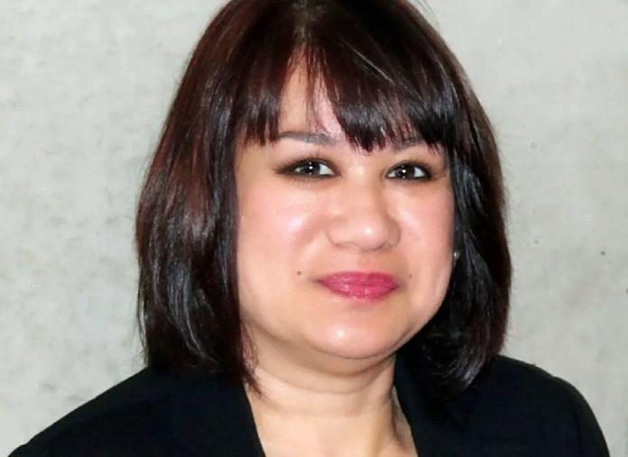 Dina Delfino at 60.