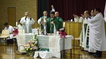 Holy Redeemer 30 years of ministry in Victoria
