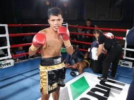 World of Boxing IBF #3, WBC #6, WBO #12 light flyweight Randy Petalcorin (28-2-1, 21 KOs) scored a knockout against Indonesian champion Oscar Raknafa (13-16,5 KOs) last 10 November at the Malvern Town Hall, Melbourne.