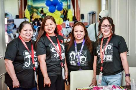 Organisers of the Halo-Halo Music Festival 2017