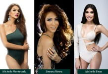 Miss Transsexual Australia International 2018 Candidates