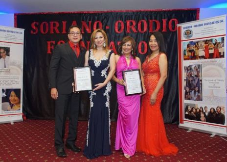 Soriano Oradio Foundation Pre-Valentine's Dinner 06