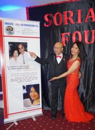 Soriano Oradio Foundation Pre-Valentine's Dinner 09