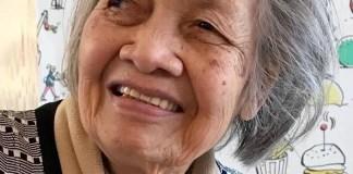 Aniceta Nanay Cita Esmaquel died on April 7, 2018 at the age of 94.