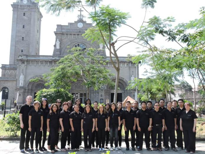 Excelsis Choir to Tour Philippines