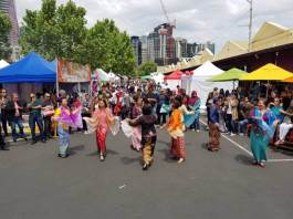 Philippine Street Fiesta