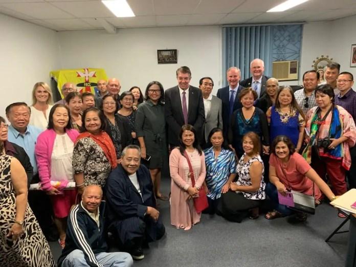 Filipino community in NSW