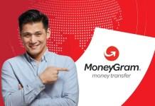 MoneyGram Robin Padilla