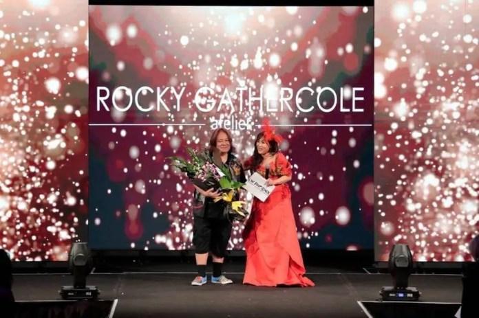 Rocky Gathercole and MFN Productions producer Marites Novis