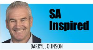 SA Inspired Darryl Johnson