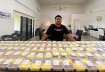 #EveryoneCares Food Drive in Australia