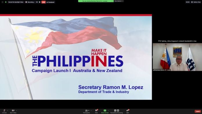 """""""Make it happen in the Philippines"""" virtual soft launch on 28 October 2020"""