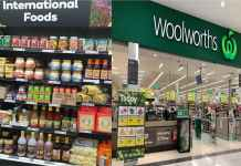 Filipino products are now available at Woolworths