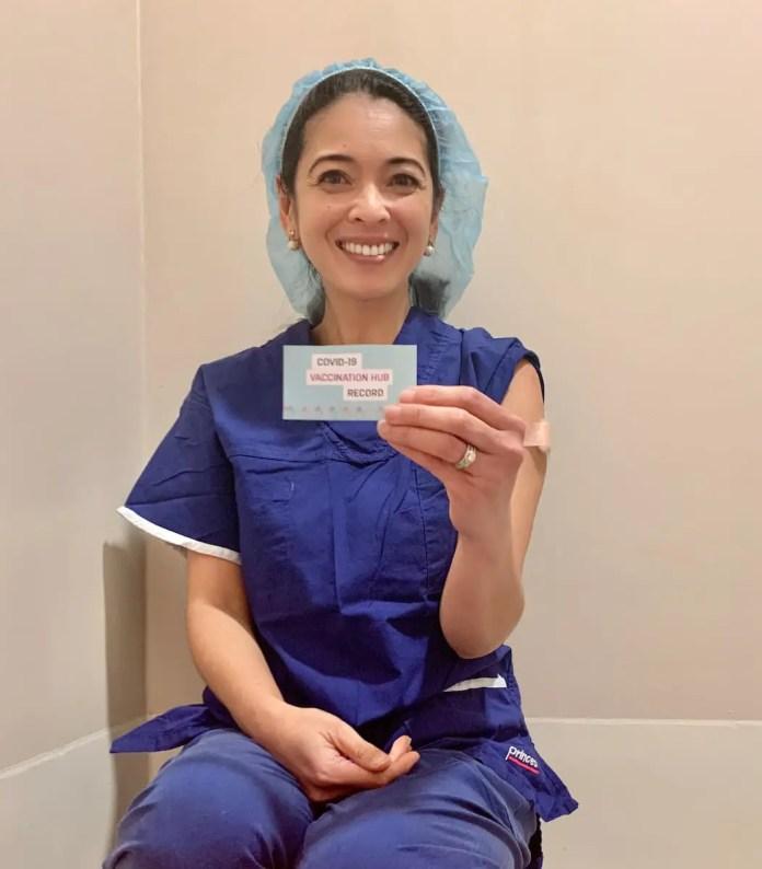 Dr Mitchie Natividad Bautista | Photo: supplied