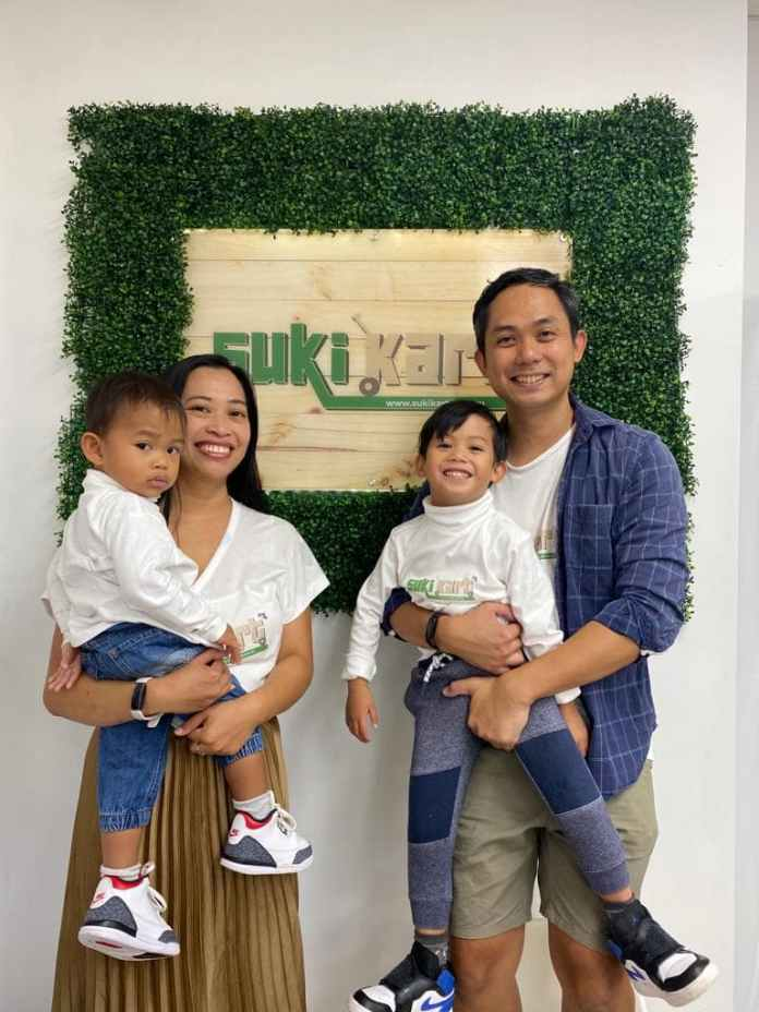 Aquino family - owner of Suki Kart