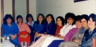 De Ubago cousins 1986