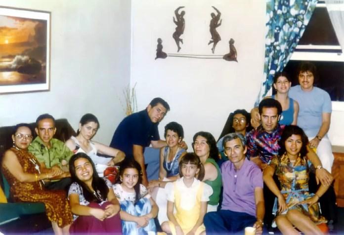 Spanish Filipino families in NSW | Photo supplied by Benjie de Ubago