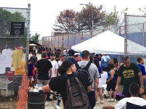 2013 Red Bull Slaps, Coney Island, NY. June 8, 2013.