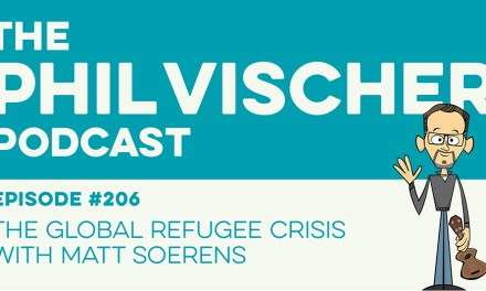 Episode 206: The Global Refugee Crisis With Matt Soerens