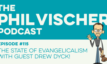 Episode 115: The State of Evangelicalism with Guest Drew Dyck!