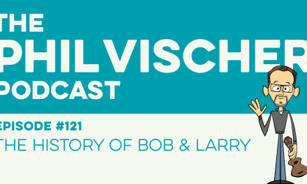 Episode 121: The History of Bob and Larry