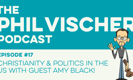 Episode 17: Christianity and Politics in the US with Guest Amy Black!