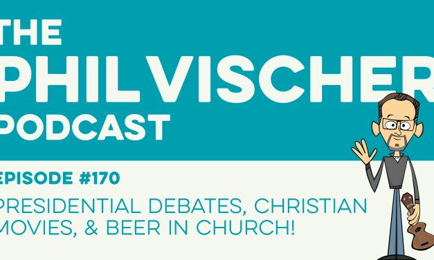 Episode 170: Presidential Debates, Christian Movies, and Beer in Church!