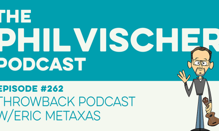 Episode 262: ThrowBack Podcast W/Eric Metaxas