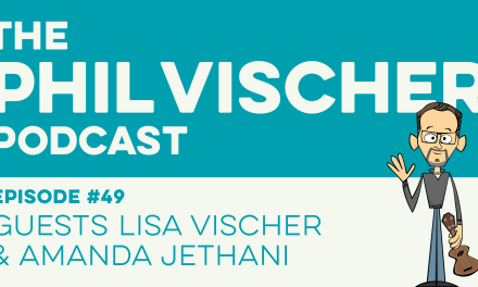 Episode 49: Guests Lisa Vischer & Amanda Jethani